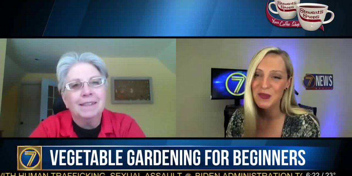 Cooperative Extension offers beginning gardening course