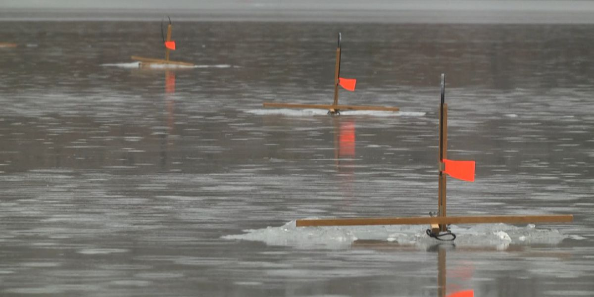 Winter warm up doesn't put a stop to the Black Lake Challenge