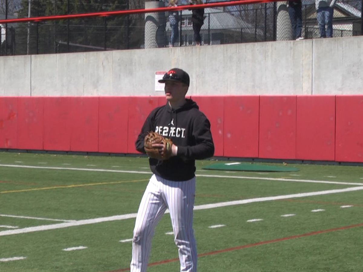Friday Sports: Lowville baseball player signs with Division 1 school