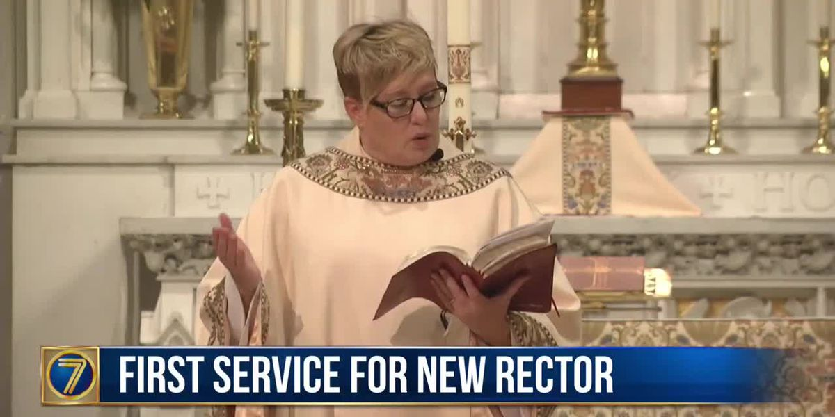Watertown's Trinity Church welcomes 1st woman rector