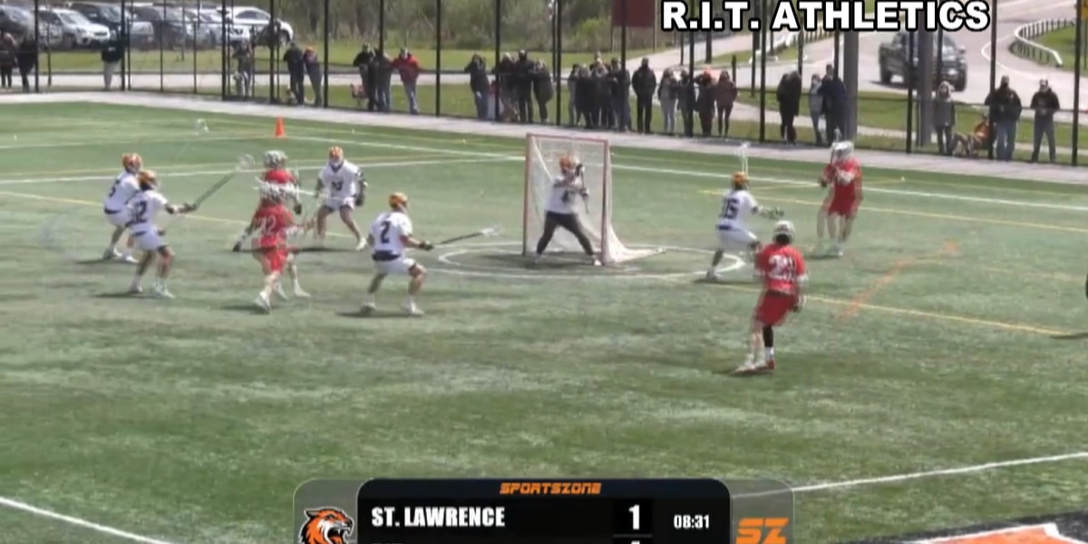 Saturday Sports: St. Lawrence Lacrosse falls to RIT in Liberty League Championship