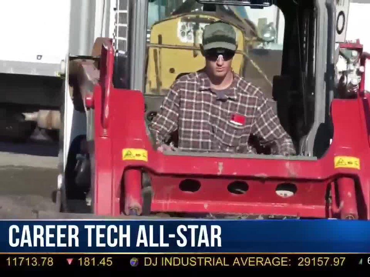Career-Tech All-Star: Garrett Fuller