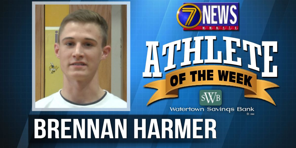 Athlete of the Week: Brennan Harmer