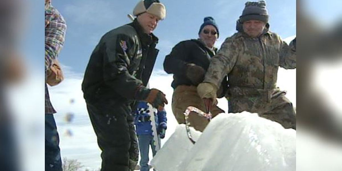 Blast from the Past: 2005 ice harvest