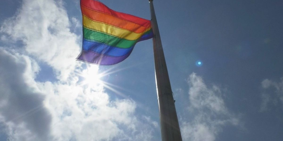 Man tells 7 News why he removed Gay Pride flag as LGBTQ community, lawmakers speak out