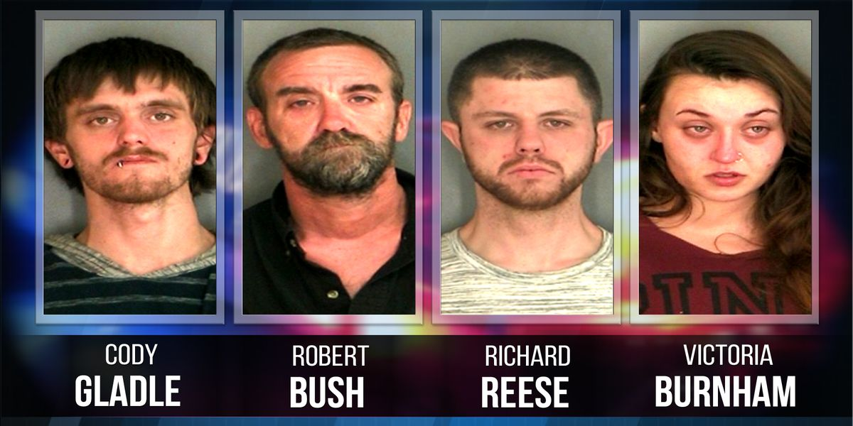 4 charged with making meth in Ogdensburg