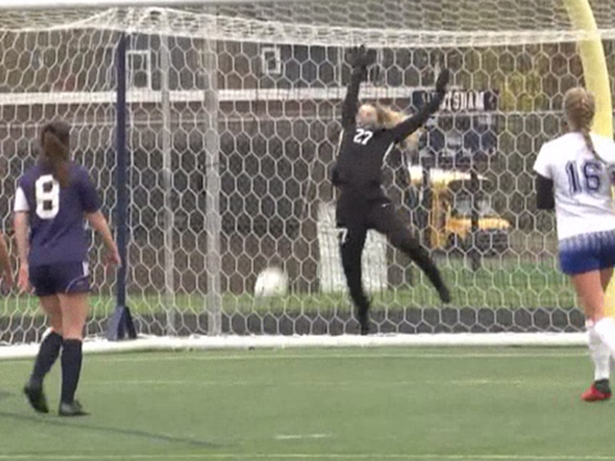 Highlights & scores: NAC girls' soccer