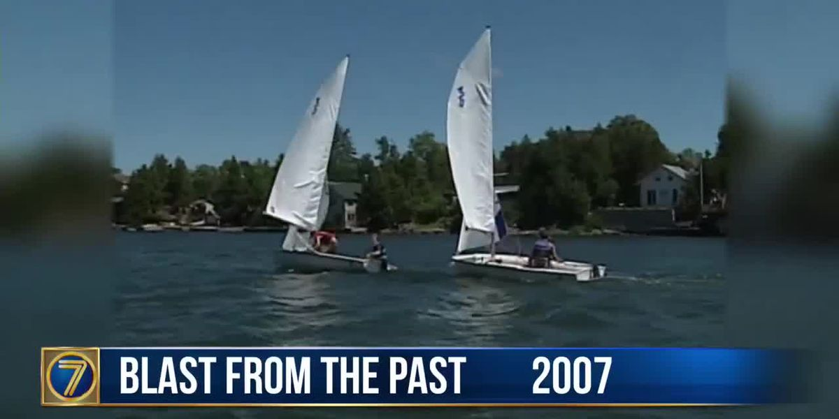 WWNY Blast from the Past: sailing in 2007