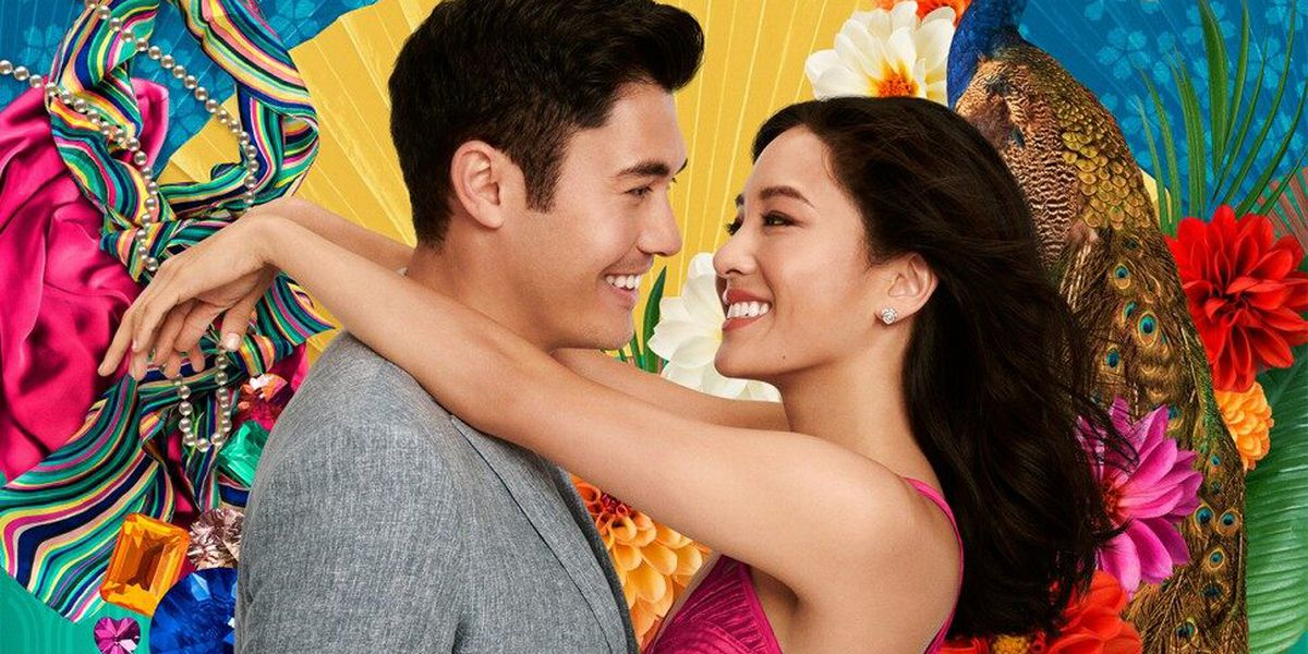 Crazy Rich Asians - Movie Review