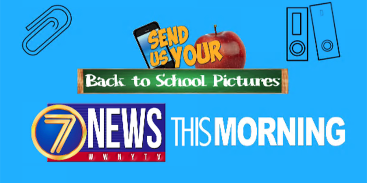Time for Back-to-School photos on 7 News