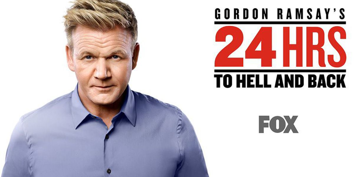Gordon Ramsay's 24 Hours to Hell and Back: SOS