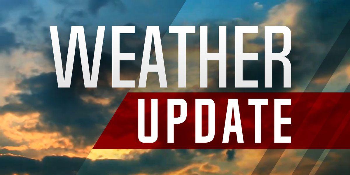 Thursday weather update: sunshine, warmer temps ahead