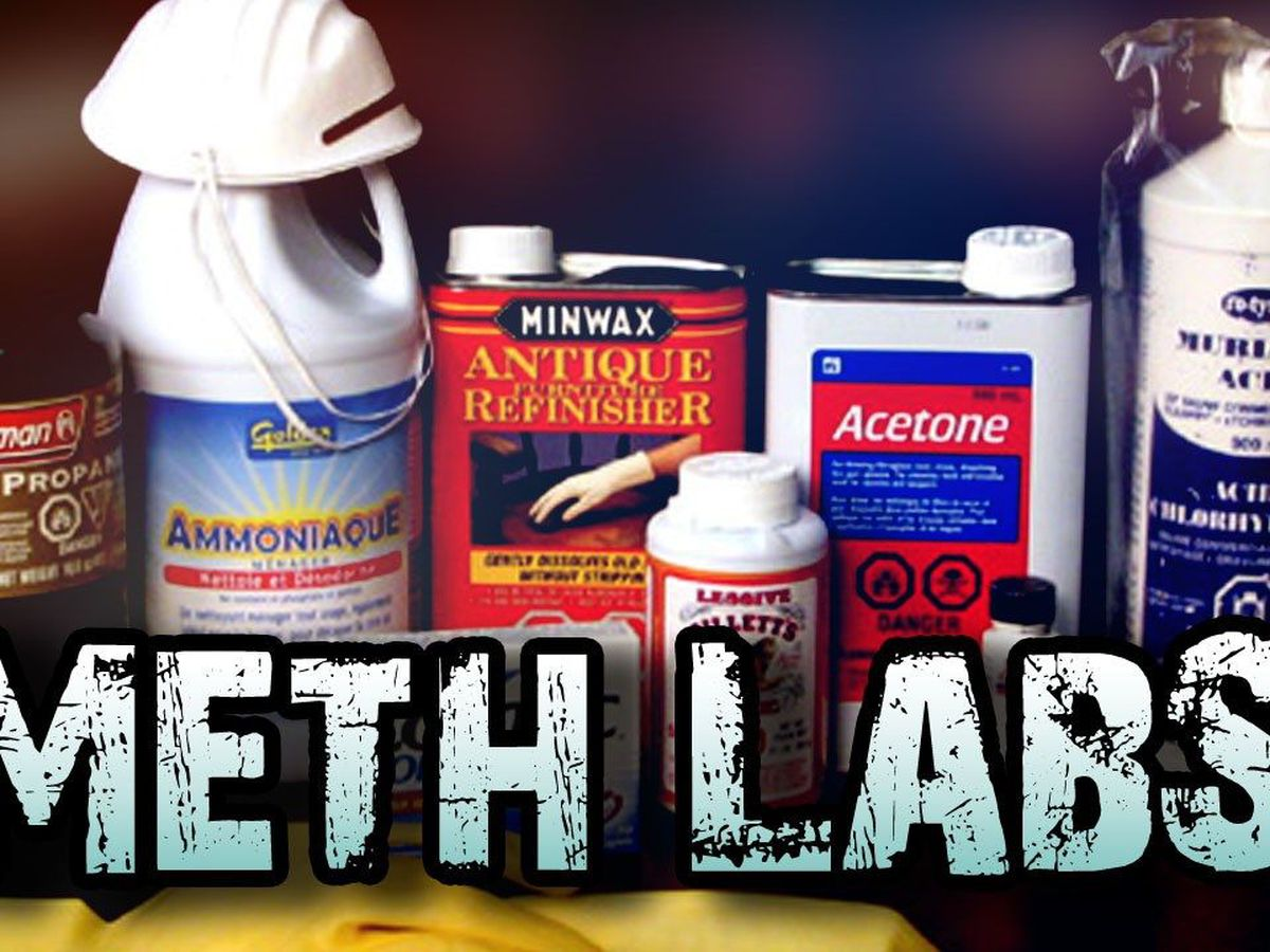 2 arrested after meth-making materials are found in Ogdensburg high-rise
