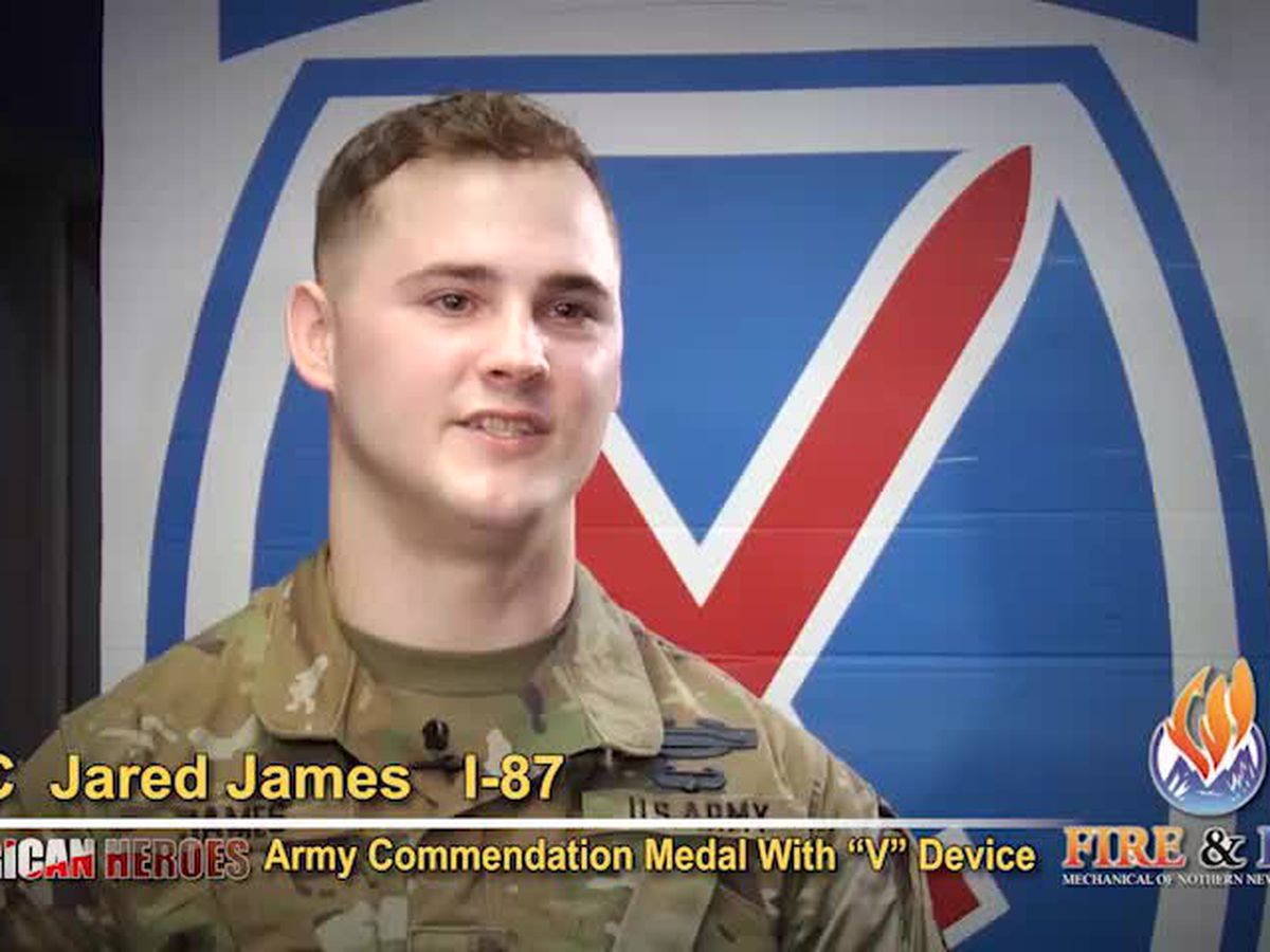 American Heroes: Jared James