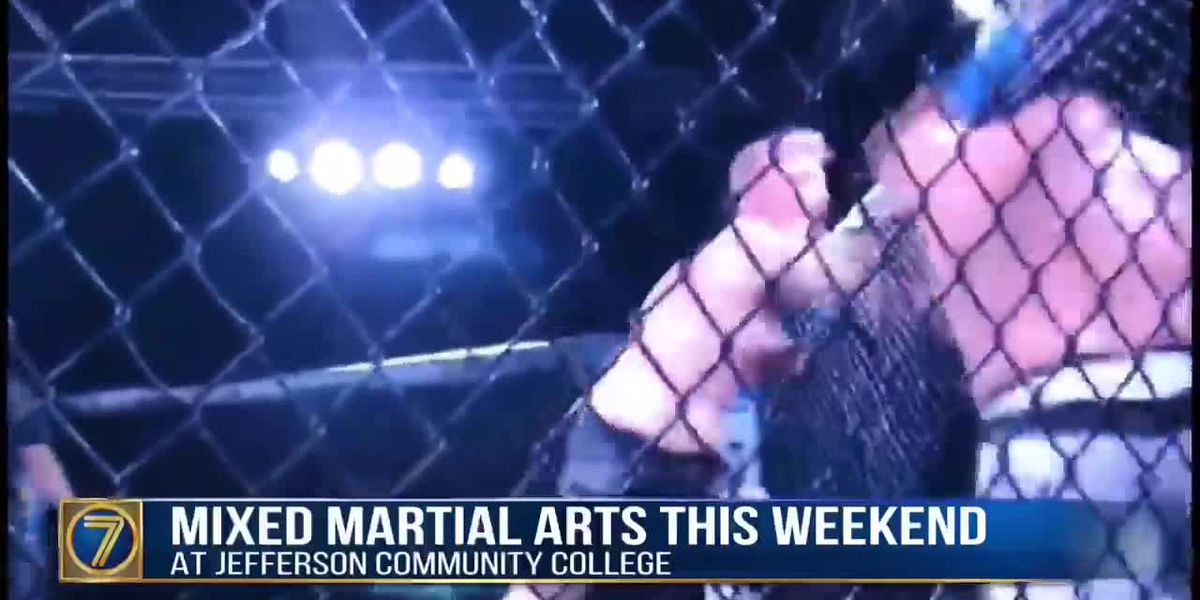 MMA coming to Watertown this weekend
