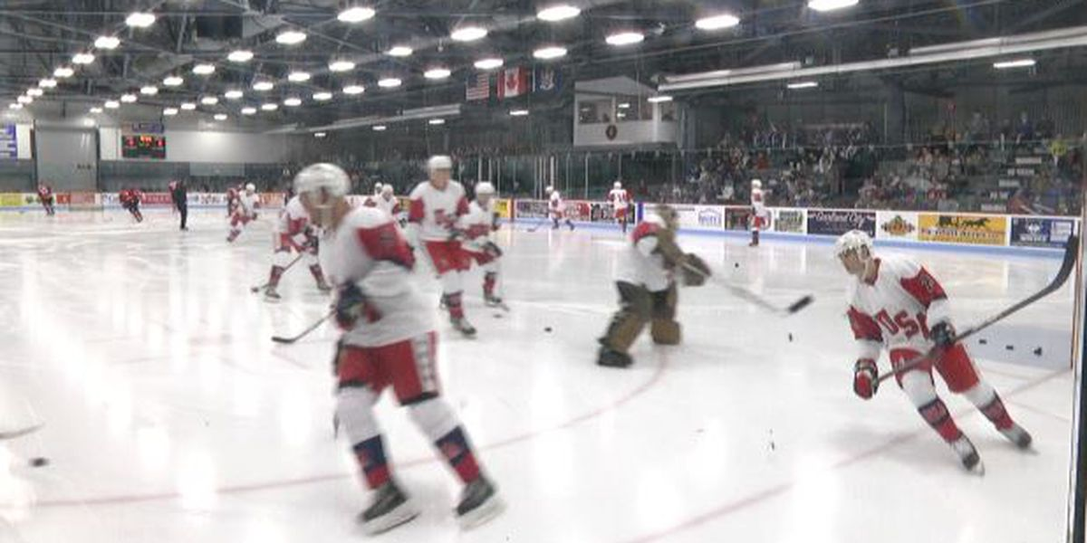Watertown Wolves, All Army hockey teams face off