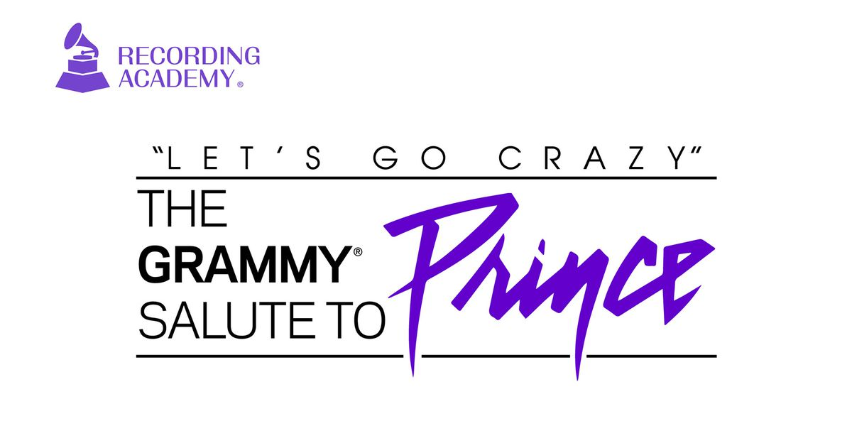 Grammy Salute to Prince - Let's Go Crazy!