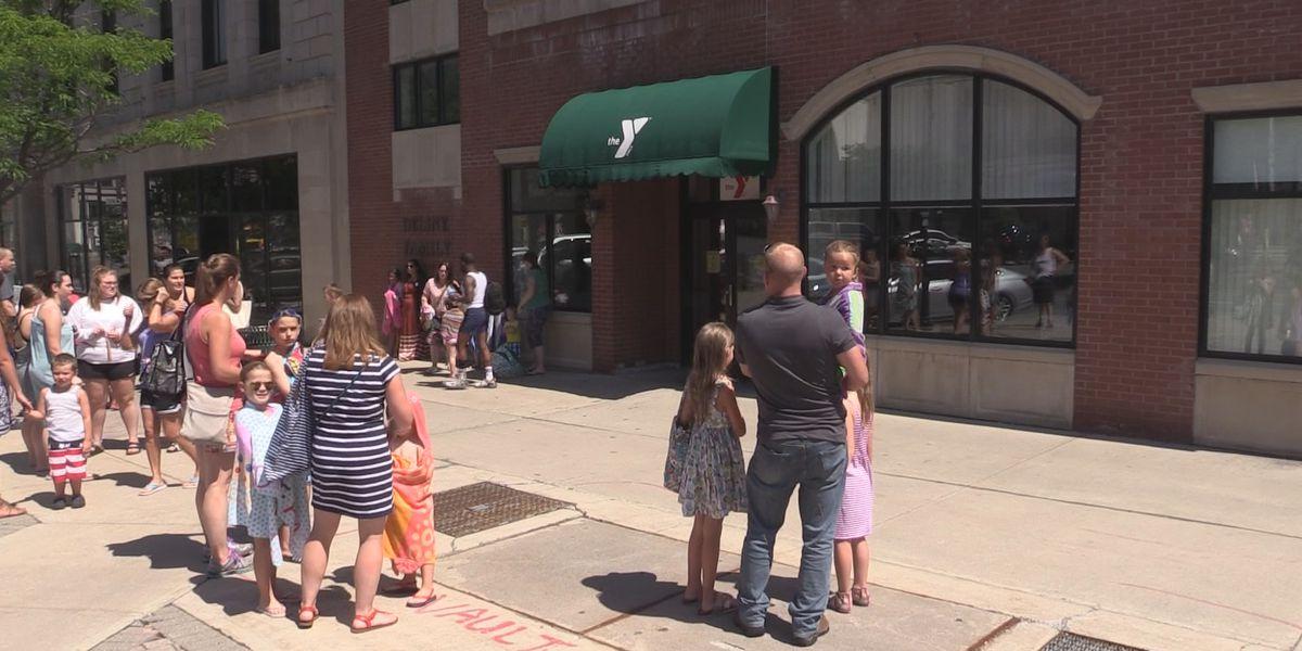 YMCA evacuated in downtown Watertown