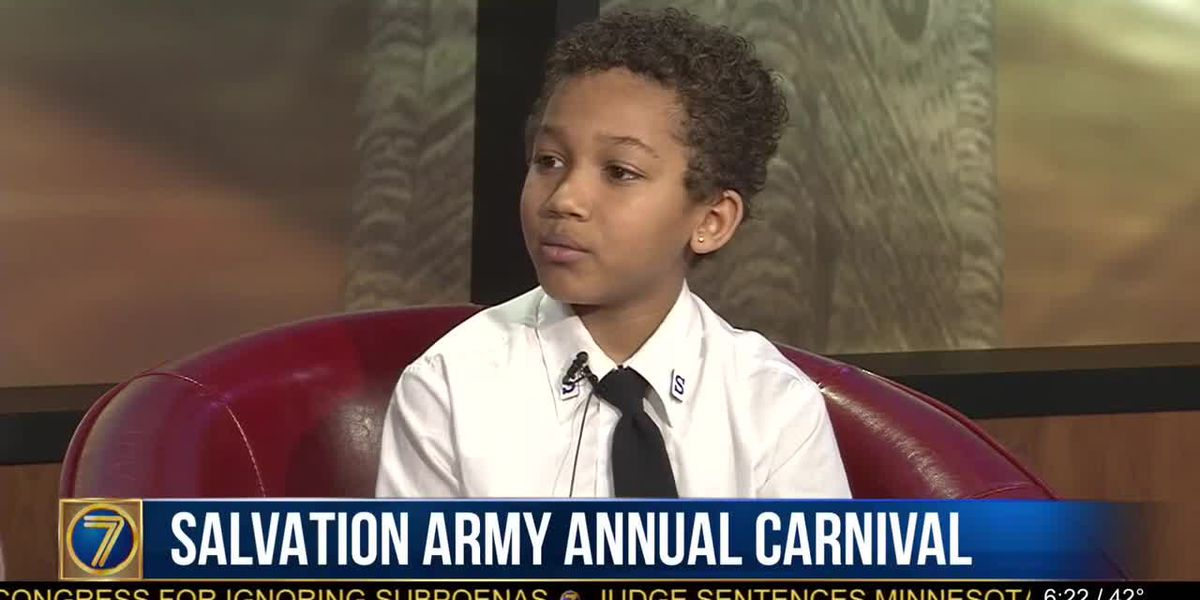 Salvation Army summer carnival is Saturday