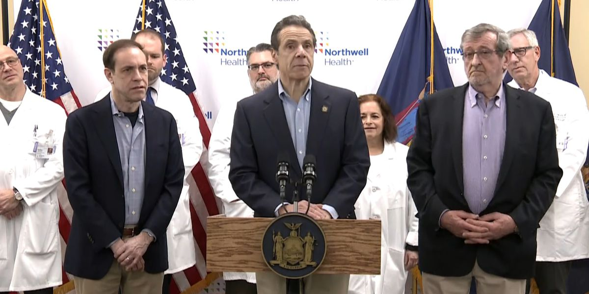 Number of confirmed Coronavirus cases in NY rises, Cuomo pushes for containment