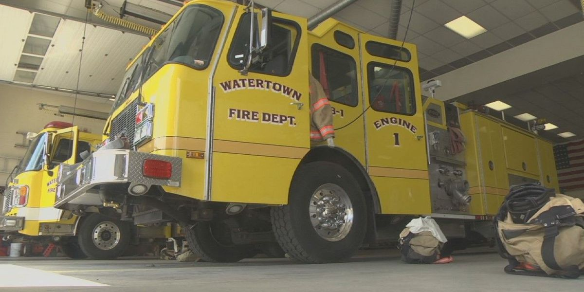 Watertown city FD to receive $80,000 from feds