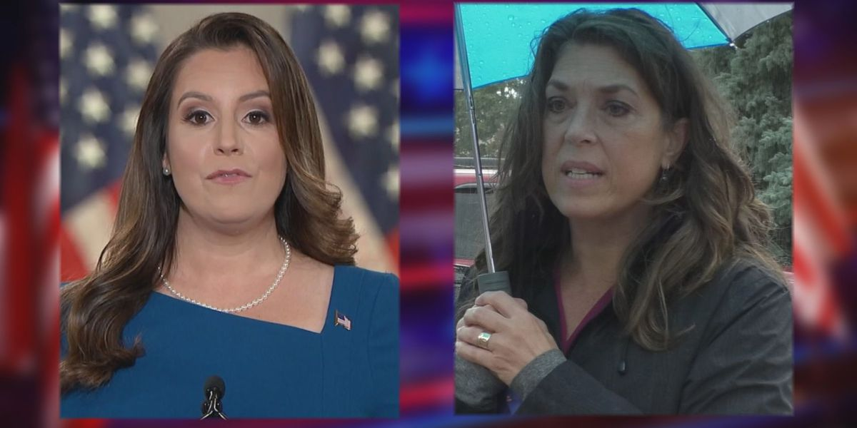 Cobb, Stefanik split on debate