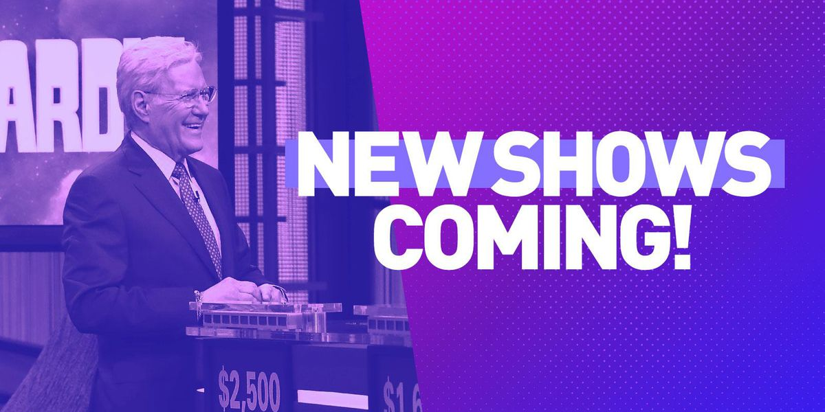 New Episodes of Jeopardy Coming!