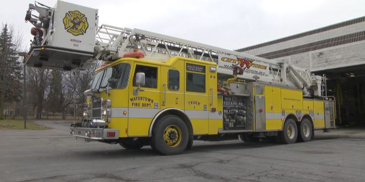 Watertown, other departments affected by Fort Drum Fire's loss of ladder truck