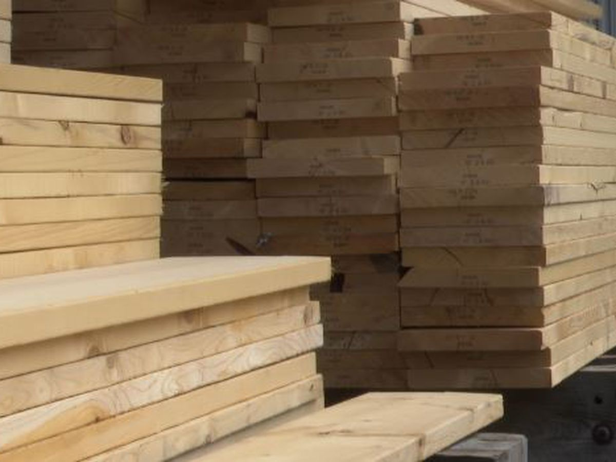 The lowdown on lumber prices