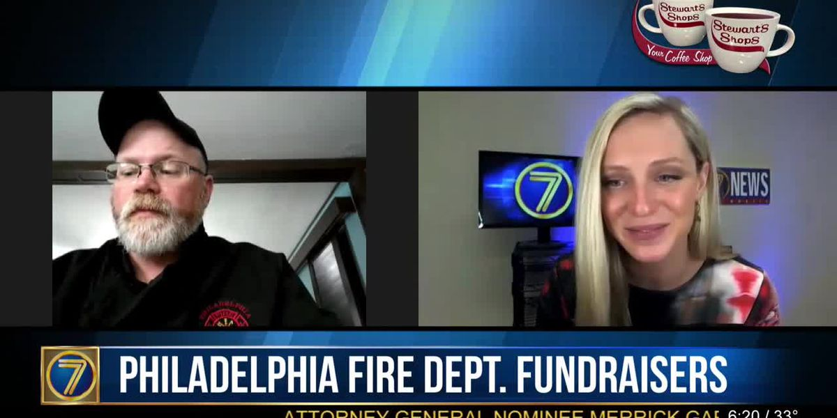 Philly Fire Department plans drive-through fundraisers