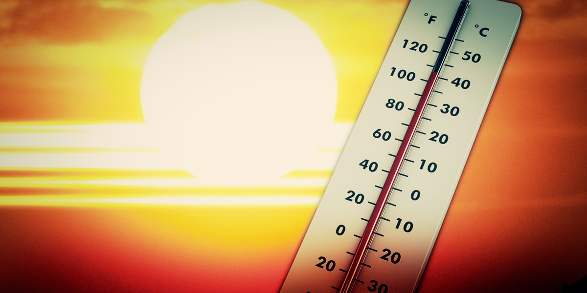 North country sets heat records
