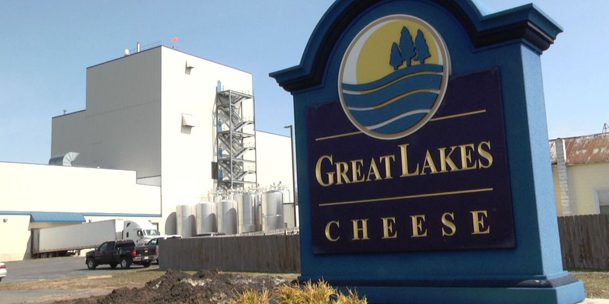 Great Lakes Cheese hiring 20 new workers