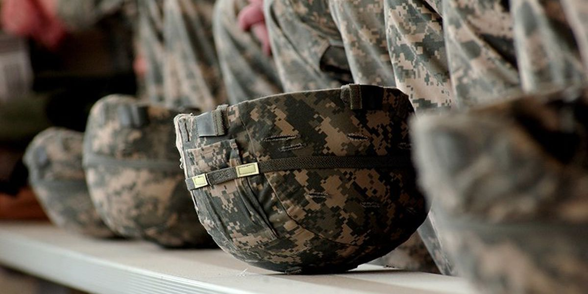 Report: trust in military off sharply