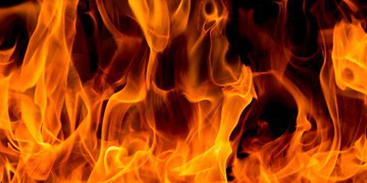 Fire destroys repair shop at Lewis County farm