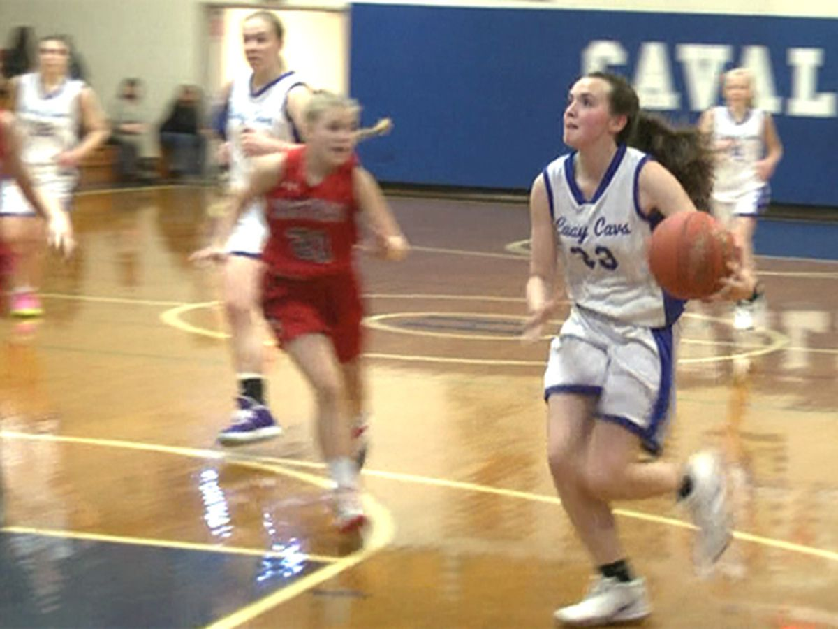 Highlights & scores: boys' & girls' high school hoops