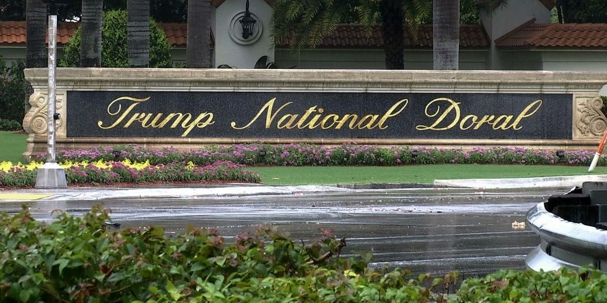 Trump scraps plan to host G-7 at his Doral golf resort