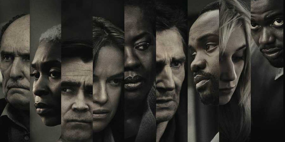 Widows Movie Review - Archive 2018