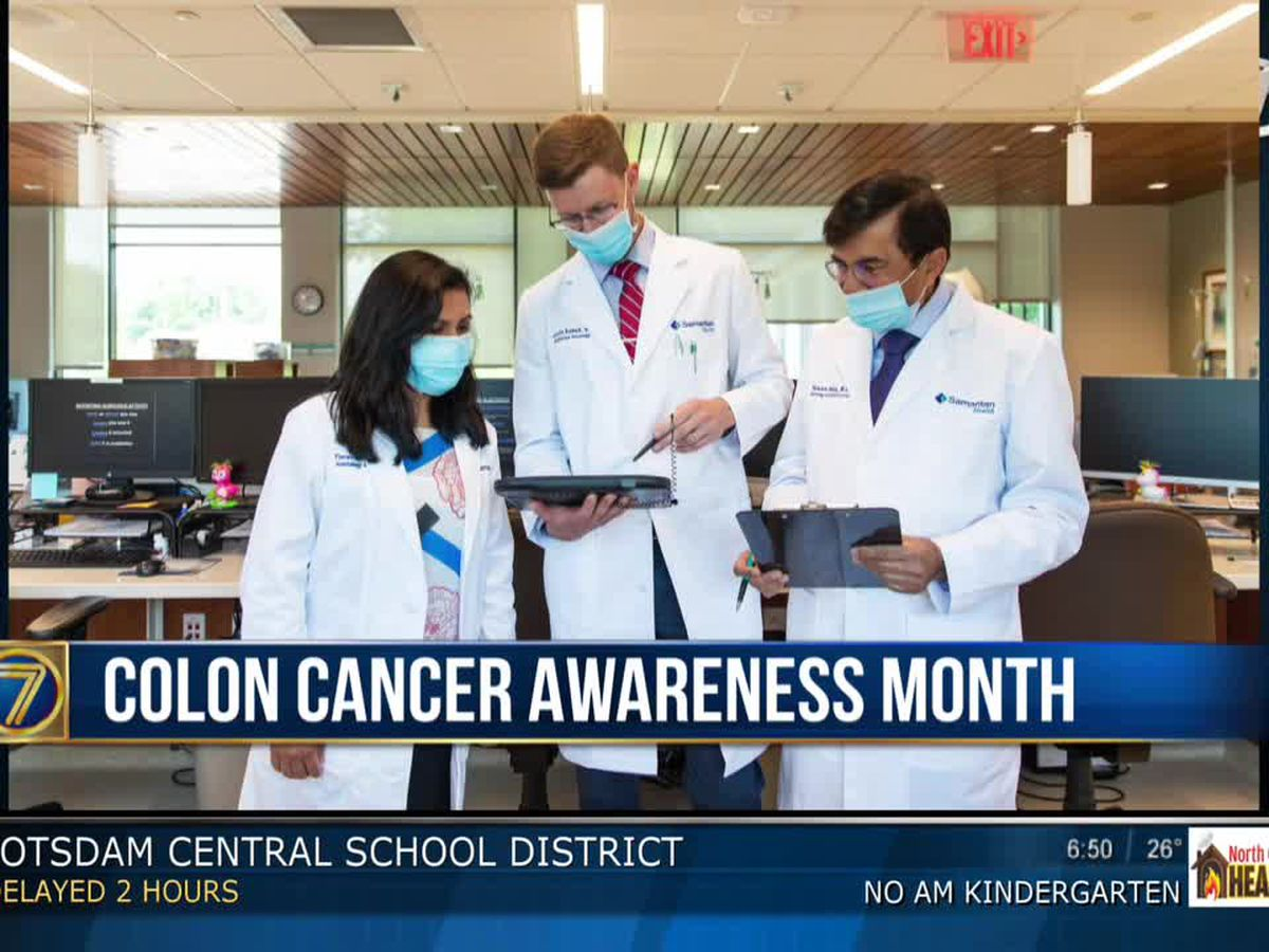 Morning Checkup: Colon Cancer Awareness Month