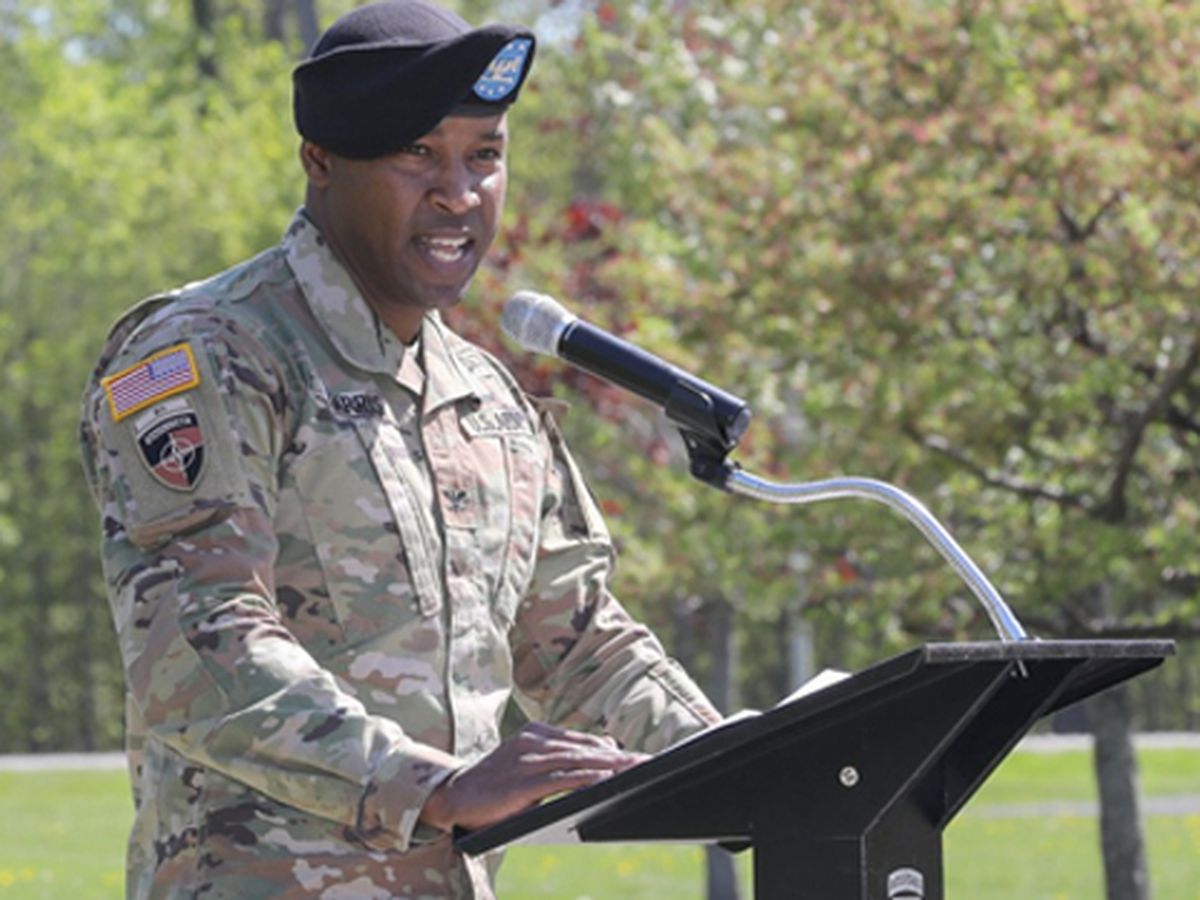 Harris takes command of 2nd BCT in Fort Drum Ceremony