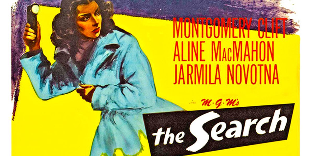 Classic Movie Blog - The Search