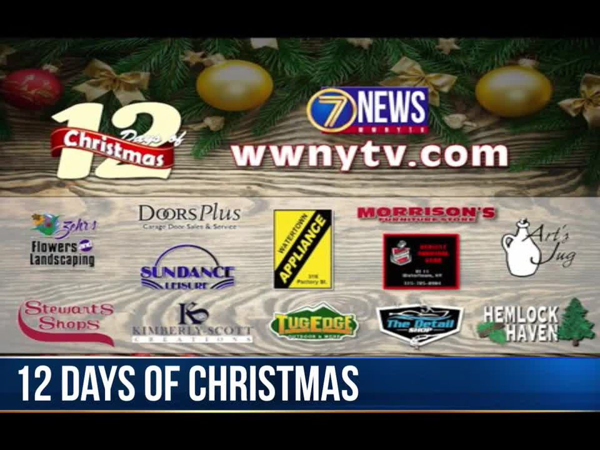 12 Days of Christmas Giveaway: here's how to win gift cards, merchandise