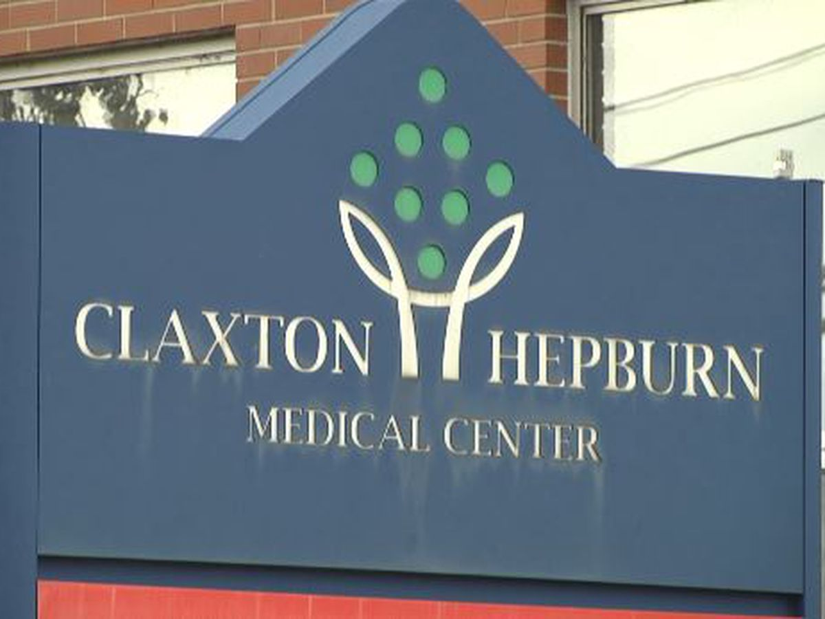 Several COVID-19 patients hospitalized at Claxton-Hepburn Medical Center
