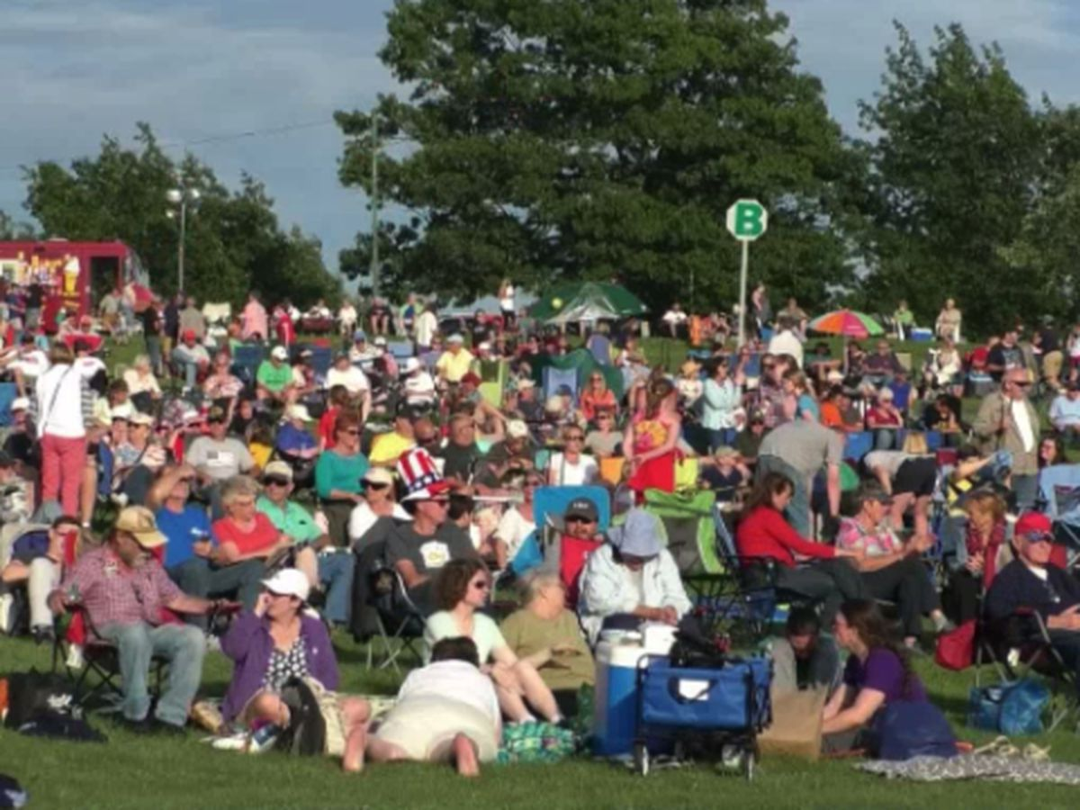 Watertown's concert in the park back on for 2021