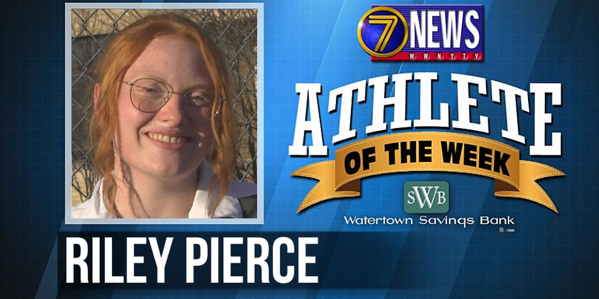 Athlete of the Week: Riley Pierce