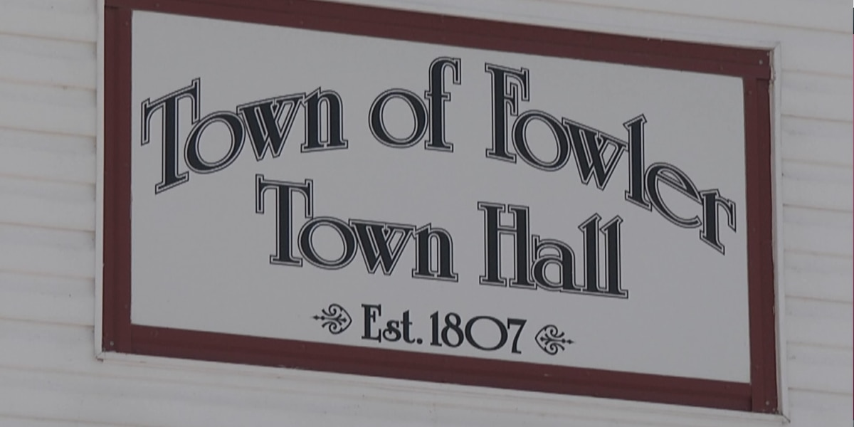 Fowler Town Hall closed