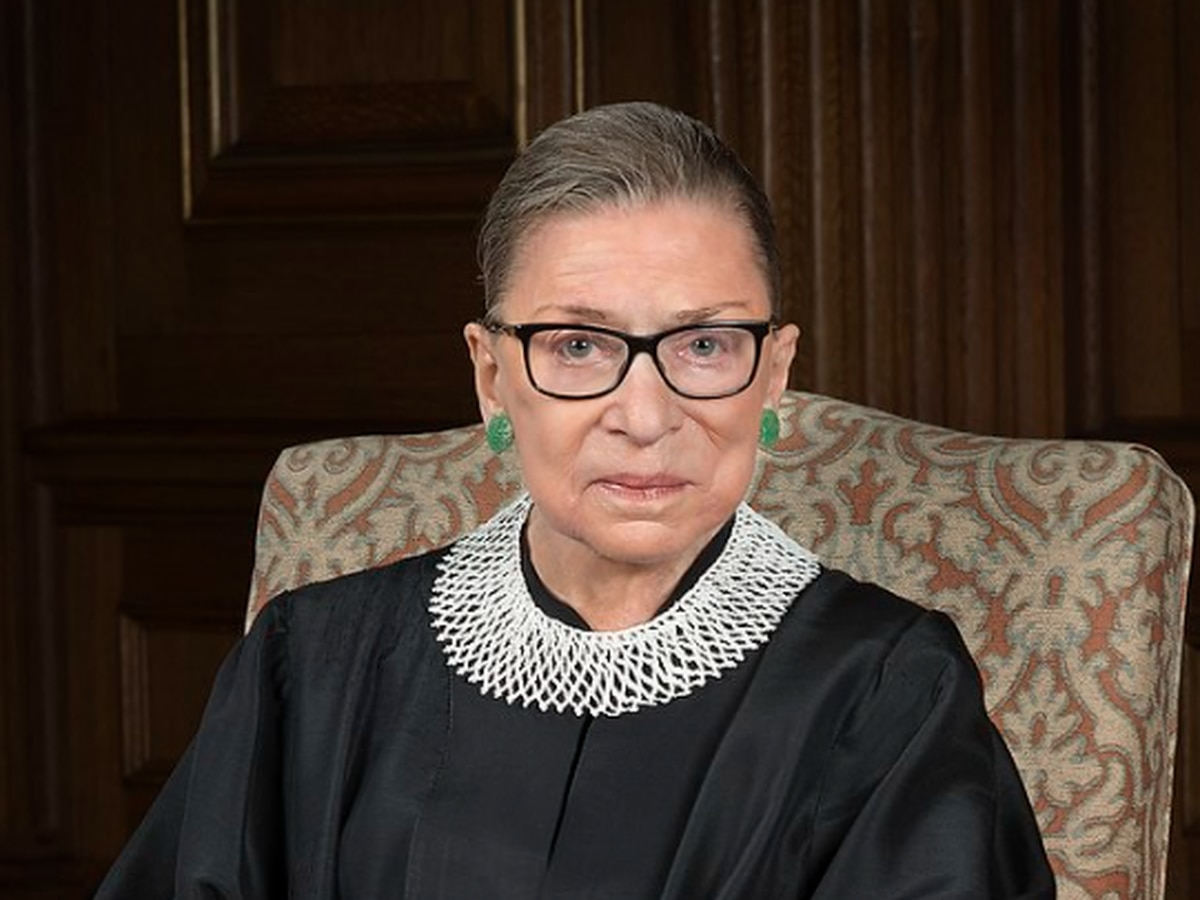 Ginsburg's body will lie in repose at Supreme Court