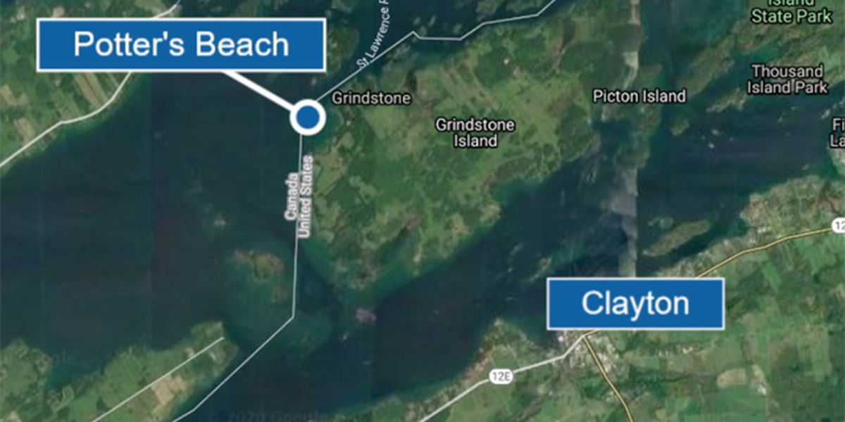 Grindstone Island's Potter's Beach closed temporarily