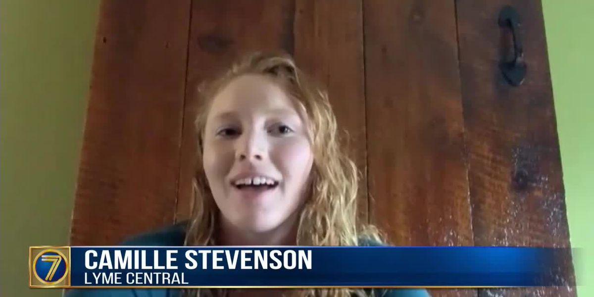 Academic All-Star: Camille Stevenson