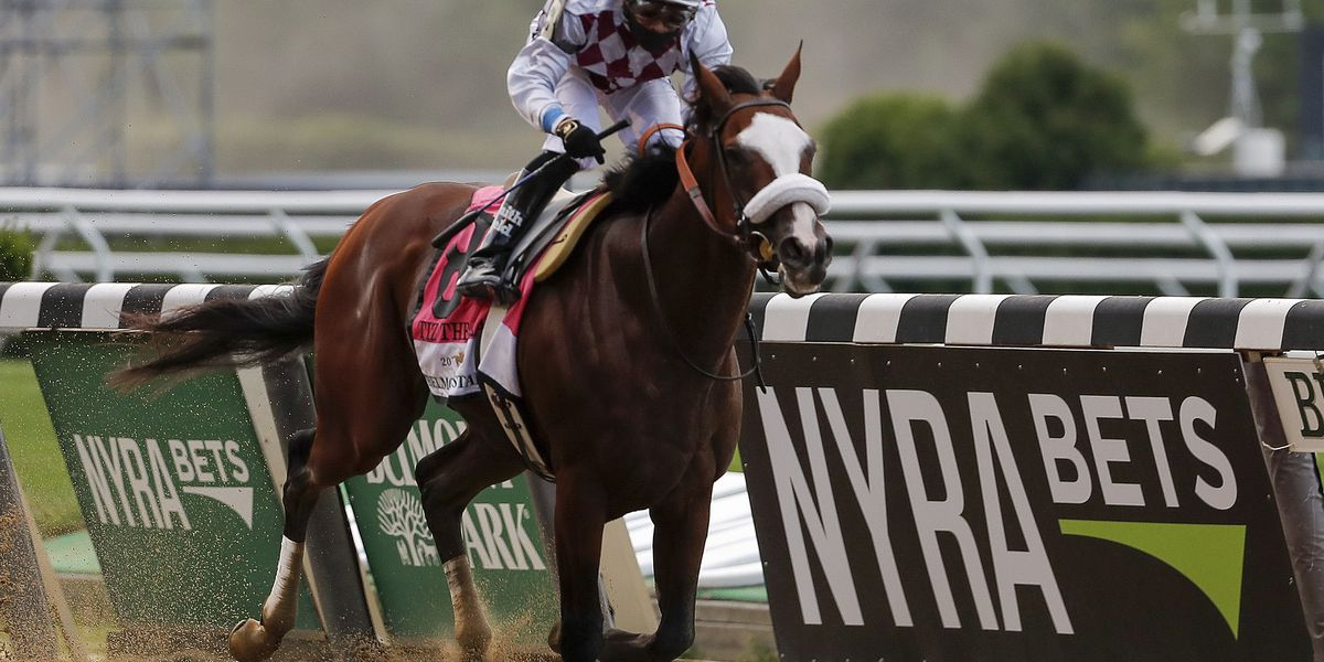 NY-bred Tiz the Law wins barren Belmont Stakes