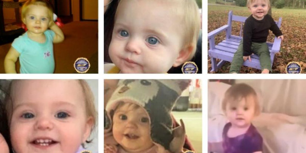 Amber Alert: Investigators actively searching in North Carolina for missing Tennessee toddler Evelyn Boswell